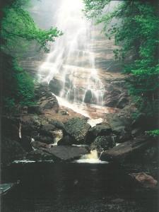 Arethusa Falls NH