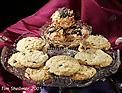Oatneal Craisin Chip Cookies