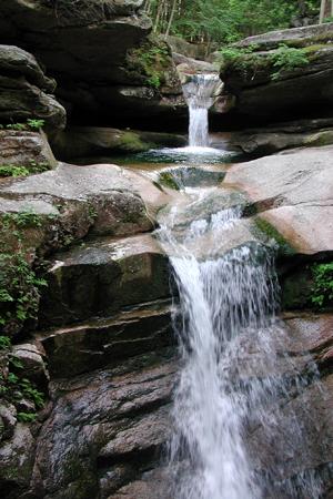 Sabbaday Falls, New Hampshire