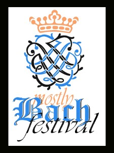 Mostly Bach Festival logo